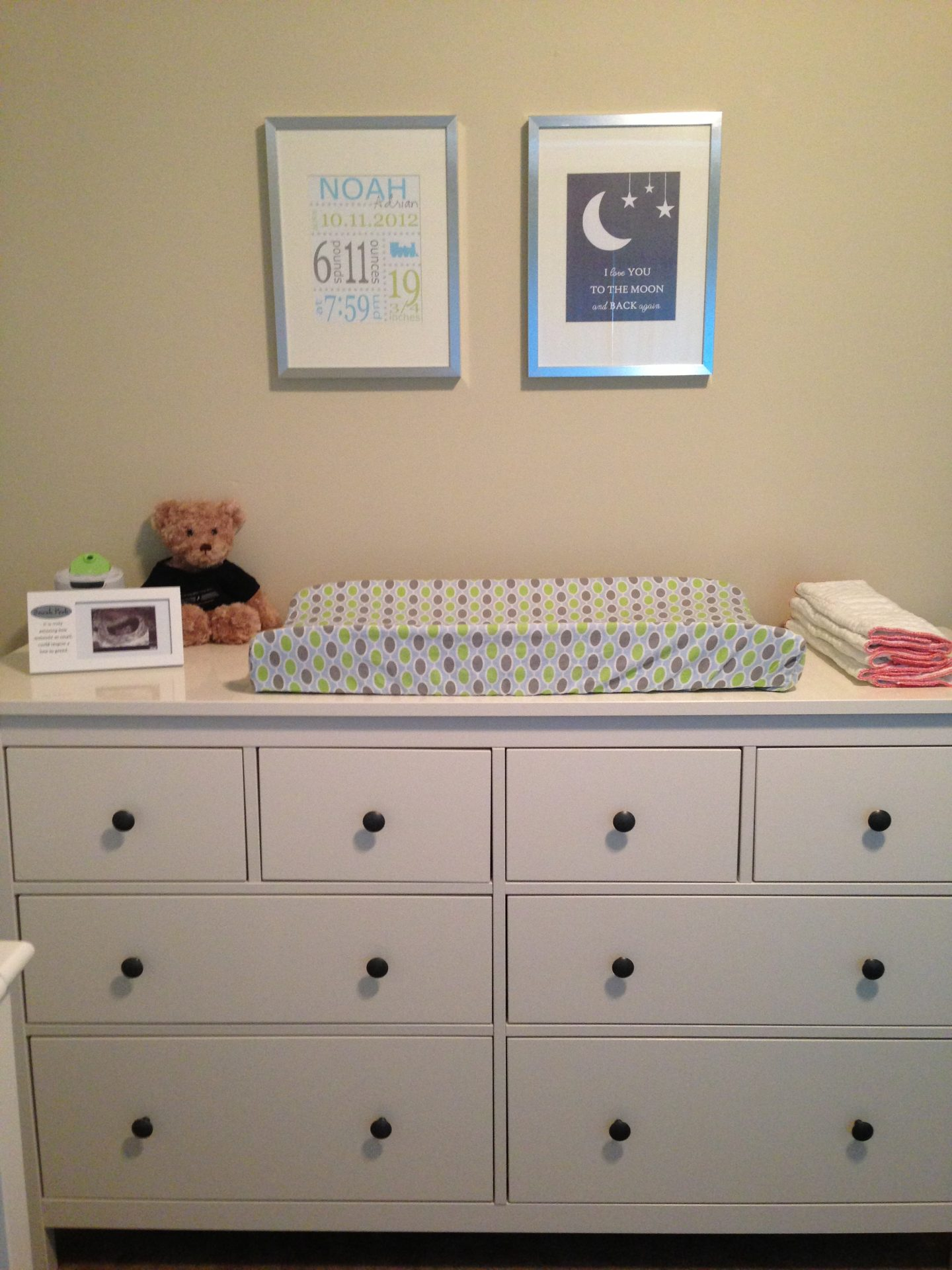 Six-drawer Dresser - A Simple Guide to Selecting the Right Dressers for Your Baby